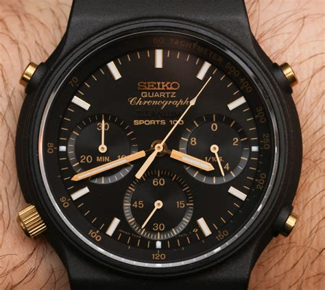 seiko sports 100 7a28 quot analog quartz chronograph