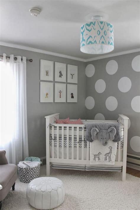 Babyzimmer Wandgestaltung Neutral by Babyzimmer Ideen Neutral