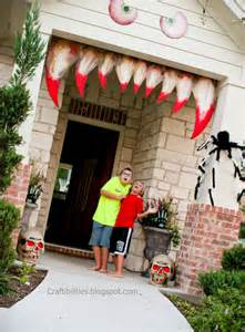 Decorate Your House For Halloween Making Your House Come Alive Halloween Decoration Ideas