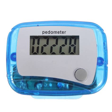 Pedometer Sport Running Digital Step Counter mini lcd digital step pedometer run walking calorie counter distance sporting us ebay