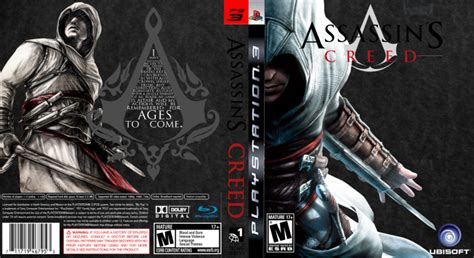amazoncom assassins creed playstation 3 artist not assassin s creed playstation 3 box art cover by marcus fox