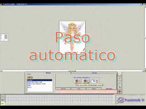pasar imagenes a un pdf pasar imagenes a punto de cruz con puntotek youtube