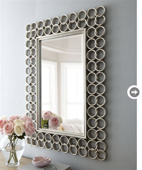 how to decorate mirror at home gold decorative framed bevelled wall mirror deknudt