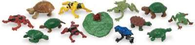 Frog Turtle Toys Tube Assortment At Animal World 174