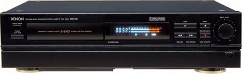Cool Speakers denon drs 810 hi fi database cassette decks