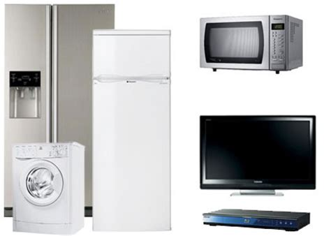 clearance of household electrical items self trading