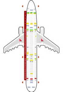 air canada 319 seat map air airbus industrie a319 seating