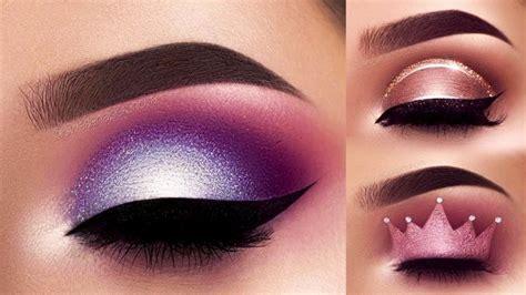 imagenes de ojos hermosos maquillados aprende paso a paso c 243 mo aplicarte sombras para los ojos