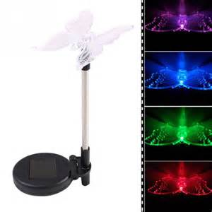 outdoor butterfly lights popular solar garden light butterfly buy cheap solar
