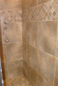 tile shower tile pattern nothing but bathrooms