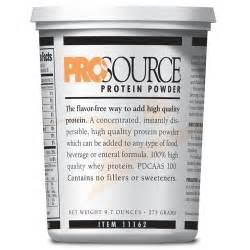 Pro Source Prosource Protein Powder