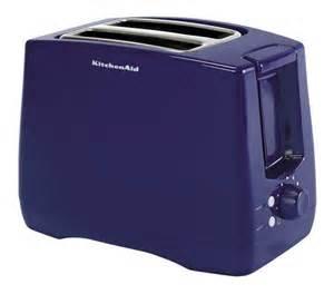Kitchenaid Cobalt Blue Toaster Pin By Elaine On I M So Blue Pinterest