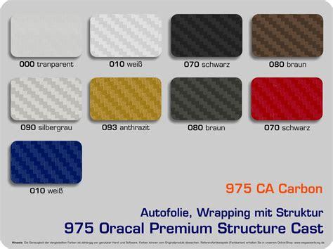 Carbon Folie Rød by 4 D Autofolien Oracal 970 Wrappingfolien Farbig Glanz