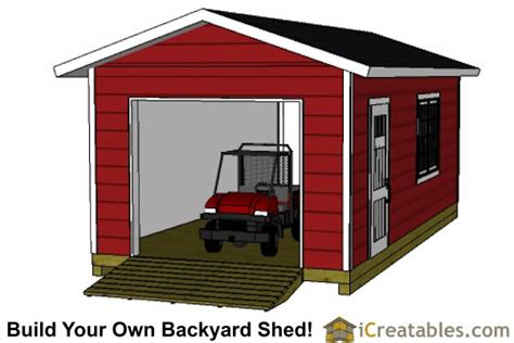 garage shed plans icreatablescom
