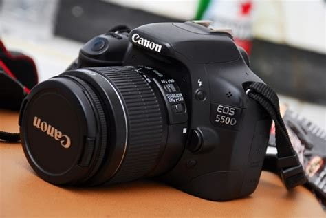 Kamera Canon 550d spesifikasi dan harga kamera canon eos 550d