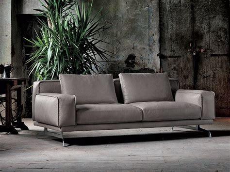 poltrone e sofa tortona nando demir leather