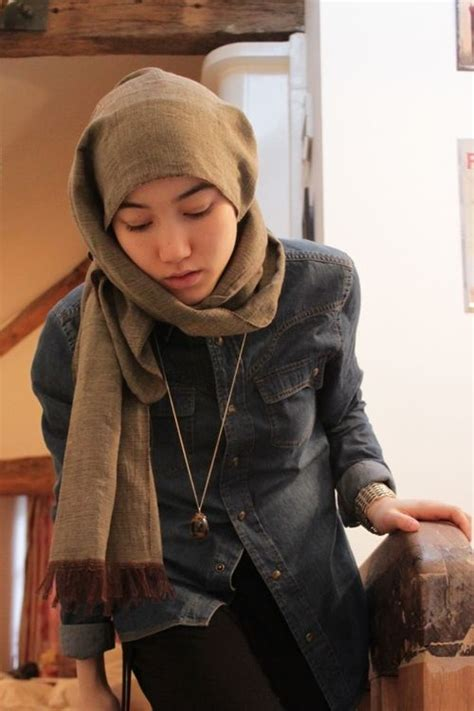 tutorial jilbab hana tajima simpson hana tajima simpson fashion love pinterest so tired