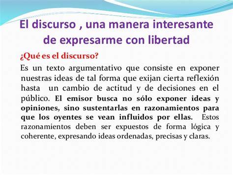 discurso para la confirmacion diapositivas sobre el discurso
