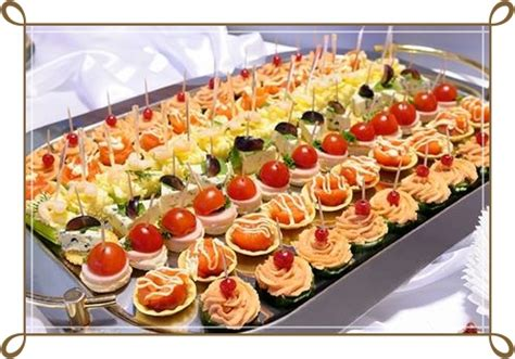 light wedding reception food how to host a fabulous high class dinner on a