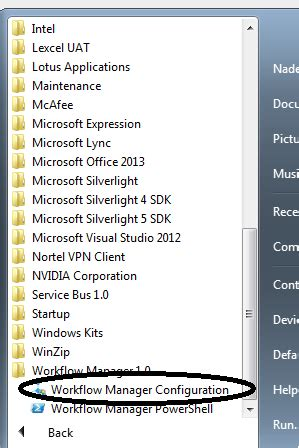 uninstall workflow manager uninstalling removing sharepoint 2013 workflow manager