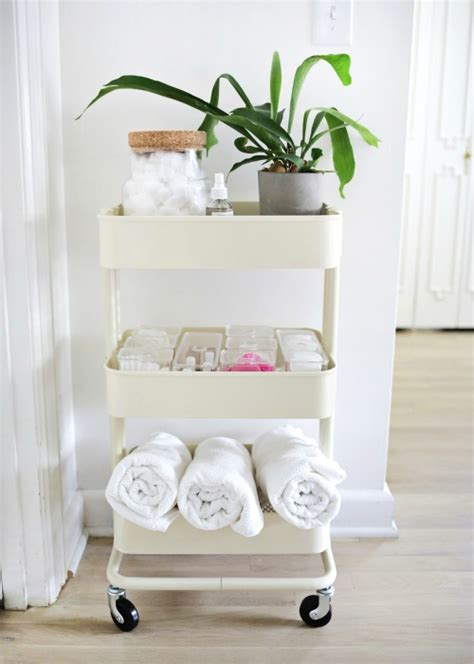 Ikea Bathroom Storage Solutions Bathroom Storage Solutions 10 Clever Ideas You Need To Try