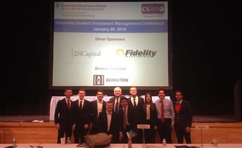 Columbia Executive Mba Value Investing by Value Investing Students Attend 2016 Columbia Investment