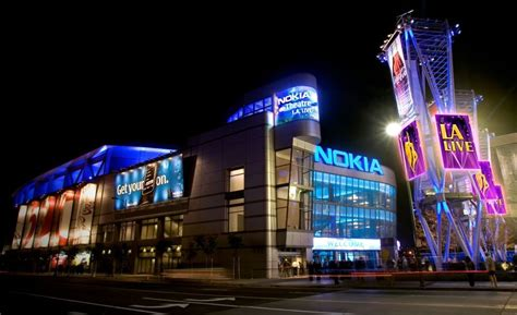 Nokia Senter everything you need to about the nokia theatre l a live axs