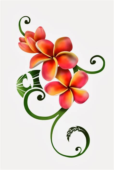 small plumeria tattoo best 20 plumeria ideas on small