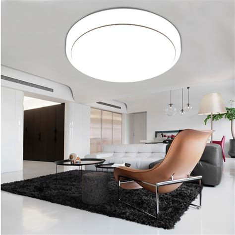 Bedroom Light Fixtures Ceiling Modern Led Lighting Light Fixtures Ceiling Lights L Flush Mount Home Bedroom Ebay
