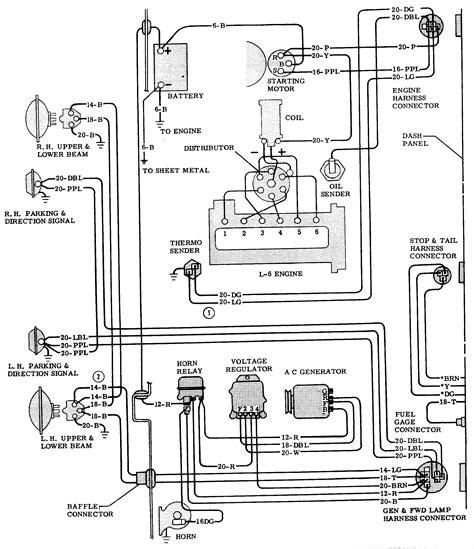 chevy  wiring diagram wiring diagram