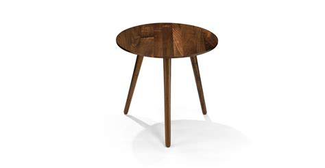 walnut end table amoeba walnut end table coffee tables article