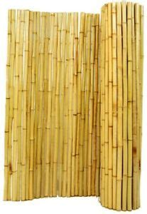 backyard  scapes bamboo fence roll garden fencing indoor