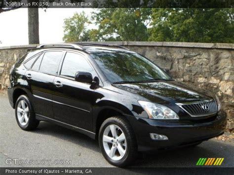 lexus rx black interior black onyx 2008 lexus rx 350 black interior gtcarlot