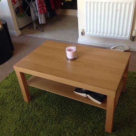 ikea oak coffee table ikea lack coffee table oak effect see here coffee tables ideas