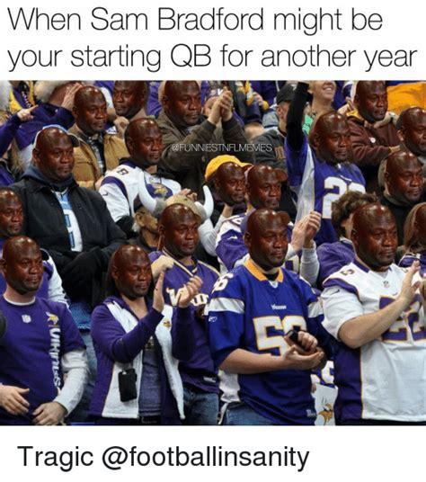 Sam Bradford Memes - nfl funny memes happy thursday animated gif desktop