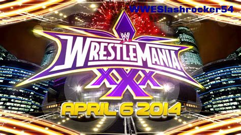 theme song wrestlemania 30 wrestlemania 30 official wallpaper official theme song