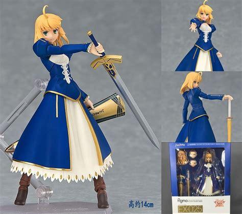 Hbj3427 Figma Saber Dress Ver anime fate stay figma ex 025 saber dress ver pvc