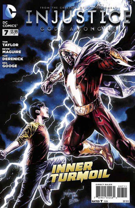 injustice 2 vol 1 injustice gods among us vol 1 7 dc database fandom
