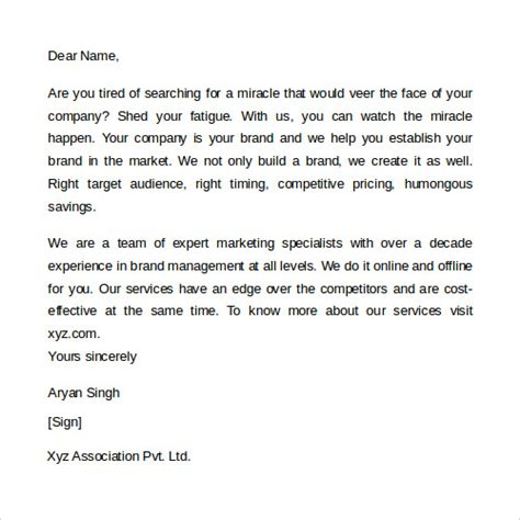 free cover letters to print cover letter template 19 free documents in word