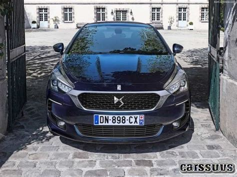 Citroen Ds5 2019 by 2018 2019 Citroen Ds5 Photo Price And Equipment
