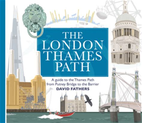 the london thames path mapping london