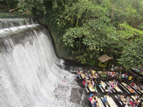 Villa Escudero Waterfalls Restaurant by Labassin Waterfall Restaurant Philippines Images