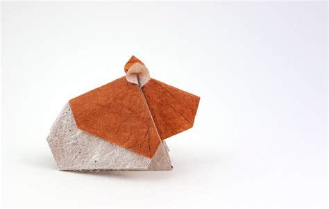 Hamster Origami - origami rats mice and rodents page 1 of 5 gilad s