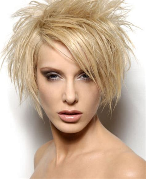 spikey choppy bob short spikey hairstyles beautiful hairstyles