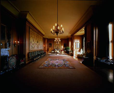 Interior Images by Roxburghe Floors Castle Interior