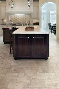 tiled kitchen floors ideas best 25 kitchen floors ideas on kitchen