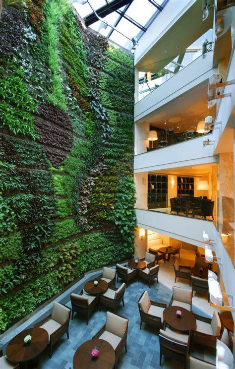 Vertical Garden Restaurant Vertical Garden In Restaurant Inspiration
