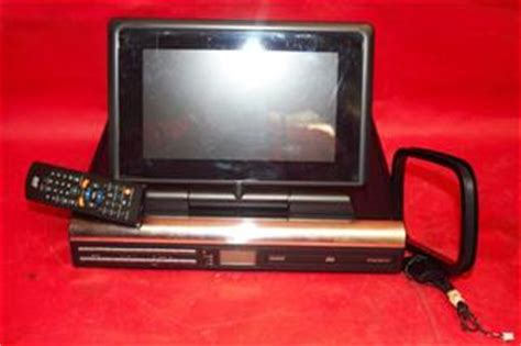 Cabinet Tv Dvd by Audiovox Ve927 9 Lcd Cabinet Tv Dvd Am Fm Radio