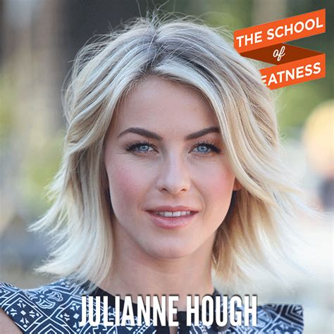 Julianne Lightens Up What Do You Think Of New Look by Julianne Hough On Finding Your And Following Your