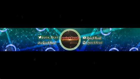 Youtube Channel Background 2 By Quickbeat On Deviantart | youtube channel background 2 by quickbeat on deviantart